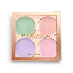 Makeup Revolution Matte Base Corrector Kit