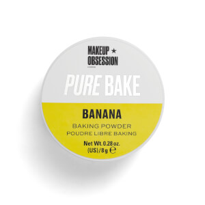 Make up Obsession Pure Bake Baking Powder - Banana