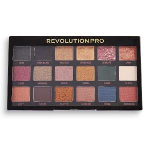 Revolution Pro Regeneration Eye Shadow Palette - Bronze Age