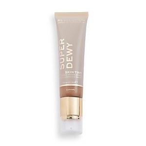 Makeup Revolution Superdewy Tinted Moisturiser - Caramel
