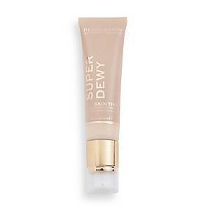 Makeup Revolution Superdewy Tinted Moisturiser - Light Beige