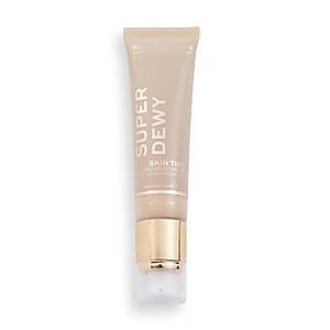 Makeup Revolution Superdewy Tinted Moisturiser - Medium Tan