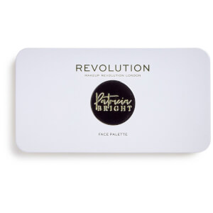 Makeup Revolution X Patricia Glow Face Palette - Bright Moonlight