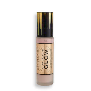 Makeup Revolution Conceal & Glow Foundation - F0.5