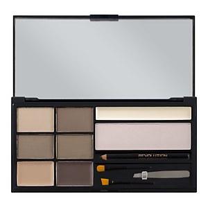 Makeup Revolution Ultra Brow Kit - Fair to Medium