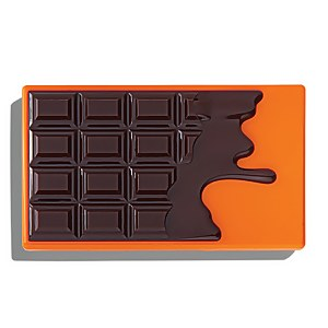 I Heart Revolution Mini Chocolate Eye Shadow Palette - Chocolate Orange