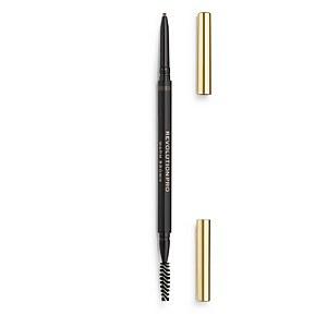 Revolution Pro Define & Fill Micro Brow Pencil - Warm Brown