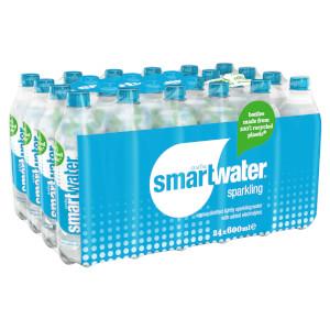 Glacéau Smartwater Sparkling 24 x 600ml