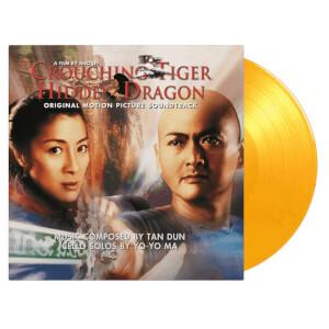 Crouching Tiger, Hidden Dragon Original Soundtrack Limited Edition Colour LP