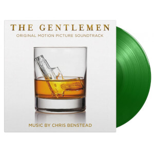 The Gentlemen Original Soundtrack Green LP