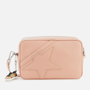 Golden Goose Deluxe Brand Women's Star Cross Body Bag - Nude