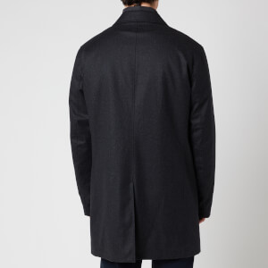 Canali Men's 3/4 Detach Inner Wool Coat - Grey