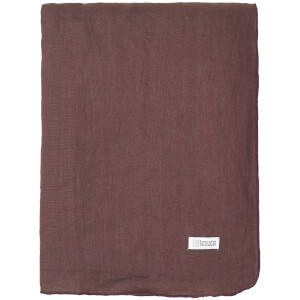 Broste Copenhagen Gracie Table Cloth - Aubergine