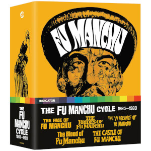 The Fu Manchu Cycle 1965-1969 - Limited Edition