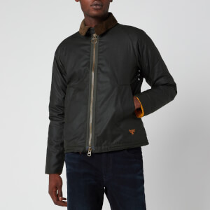 Barbour Beacon Men's Winter Munro Wax Jacket - Sage