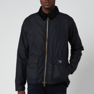 Barbour Beacon Men's Bedale Wax Jacket - Navy