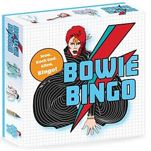 Bowie Bingo Game