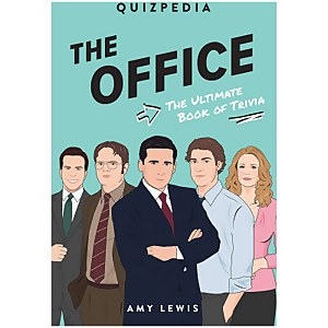 The Office Quizpedia - The Ultimate Book of Trivia