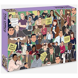 The Office Jigsaw Puzzle (500 Pieces)