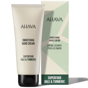 AHAVA Smoothing Kale and Turmeric Hand Cream 100ml