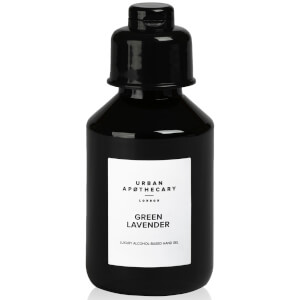 Urban Apothecary Green Lavender Luxury Hand Sanitiser Gel - 100ml
