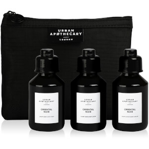 Urban Apothecary Oriental Noir Luxury Bath and Body Gift Set (3 Pieces)