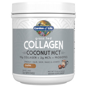 Collagen Coconut MCT Mocha Label 101719