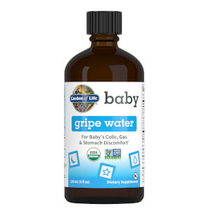 Garden of Life Organic Baby Gripe Water - 120ml