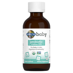 Garden of Life Organic Baby Microbiomes - 56ml