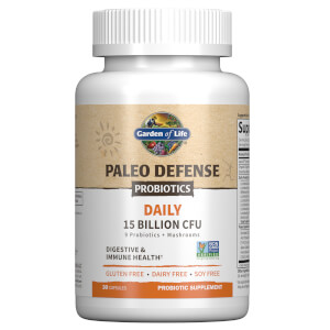 Paleo Defense Probiotics Daily