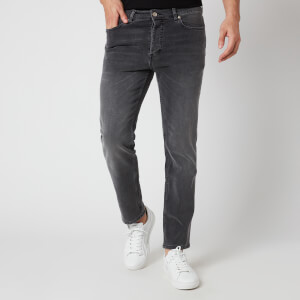HUGO Men's Hugo 634 Stretch Denim Jeans - Grey