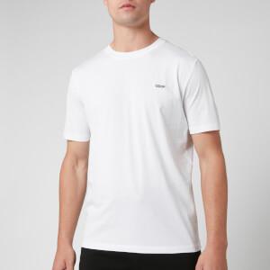 HUGO Men's Dero204 T-Shirt - Open White