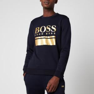 BOSS Men's Salbo 1 Sweatshirt - Dark Blue