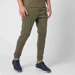 BOSS Men's Hadiko Sweatpants - Dark Green