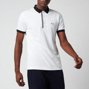 BOSS Men's Paule 4 Polo Shirt - Natural