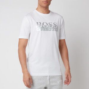 BOSS Men's Tee 4 T-Shirt - White