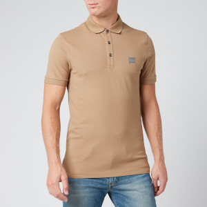 BOSS Men's Passenger Polo Shirt - Medium Beige