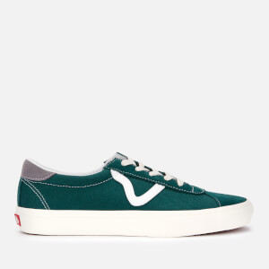 Vans Men's Retro Sport Trainers - Bistro Green/Marshmallow