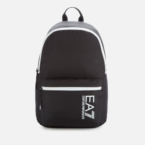 Emporio Armani EA7 Men's Train Backpack - Black