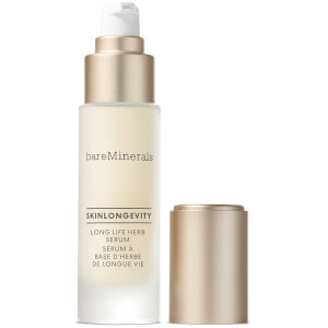 bareMinerals Exclusive Skinlongevity Long Life Herb Serum 100ml