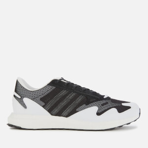 Y-3 Men's Rhisu Run Trainers - Black/White