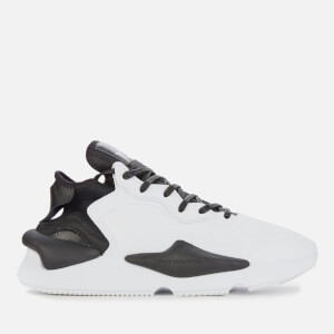 Y-3 Men's Kaiwa Trainers - White/Black