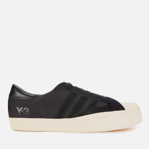 Y-3 Men's Yohji Star Trainers - Black/White