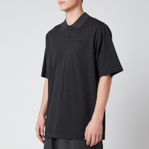 Y-3 Men's Classic Pique Polo Shirt - Chamel