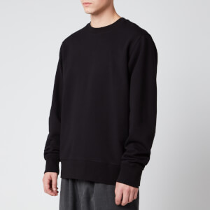 Y-3 Men's Classic Back Logo Crew Sweatshirt - Black