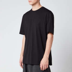 Y-3 Men's Classic Back Logo Short Sleeve T-Shirt - Black