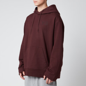 Y-3 Men's Classic Chest Logo Hoodie - Red