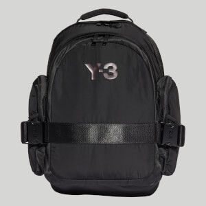 Y-3 Men's Ch2 Backpack - Black