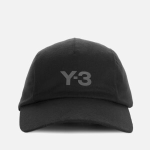 Y-3 Men's CH1 Wool Cap - Black