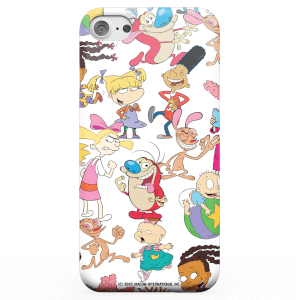 Nickelodeon Cartoon Caper Phone Case for iPhone and Android
